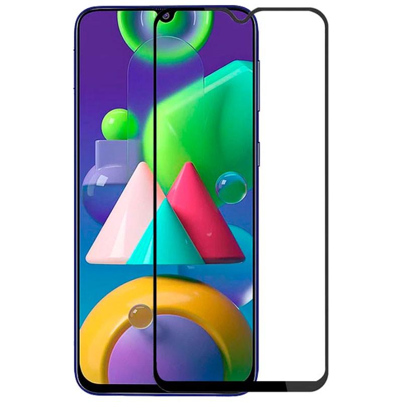 Купить Защитное стекло Full screen PowerPlant для Samsung Galaxy M21 2020 (M215F)