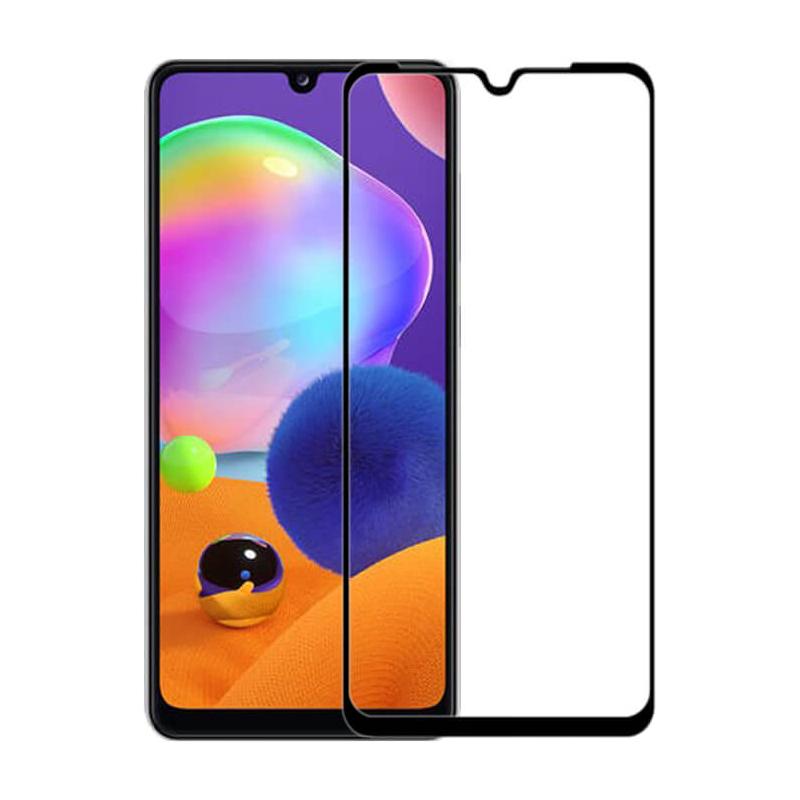 Купить Защитное стекло Full screen PowerPlant для Samsung Galaxy A31 2020 (A315F)
