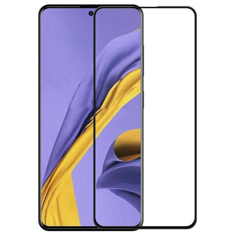 Купить Защитное стекло Full screen PowerPlant для Samsung Galaxy A71 2020 (A715F)