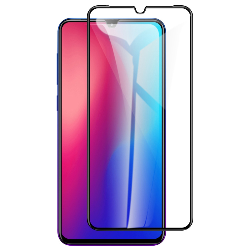 Купить Защитное стекло Full screen PowerPlant для Vivo Y11
