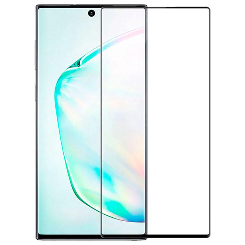 Купить Защитное стекло 3D PowerPlant для Samsung Galaxy Note 20, Black