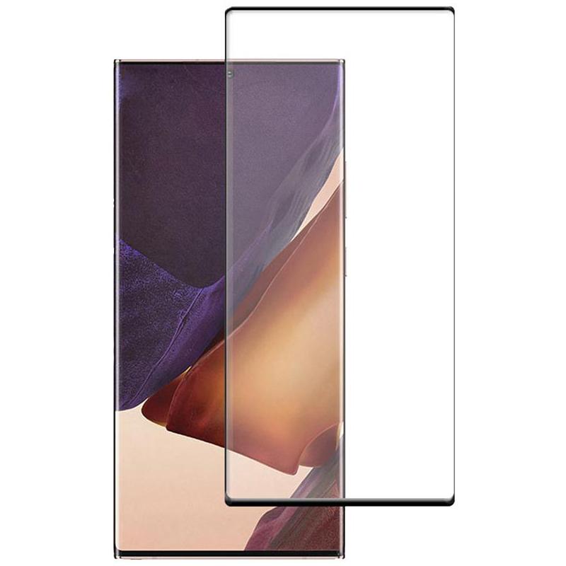 Купить Защитное стекло 3D PowerPlant для Samsung Galaxy Note 20 Ultra, Black
