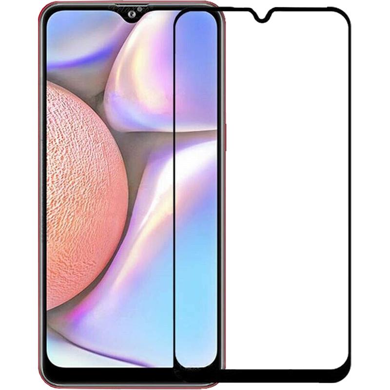 Купить Защитное стекло Full screen PowerPlant для Samsung Galaxy A10s, Black