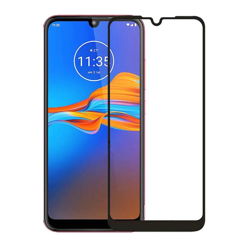 Купить Захисне скло Full screen PowerPlant для Motorola E7 Plus, Black