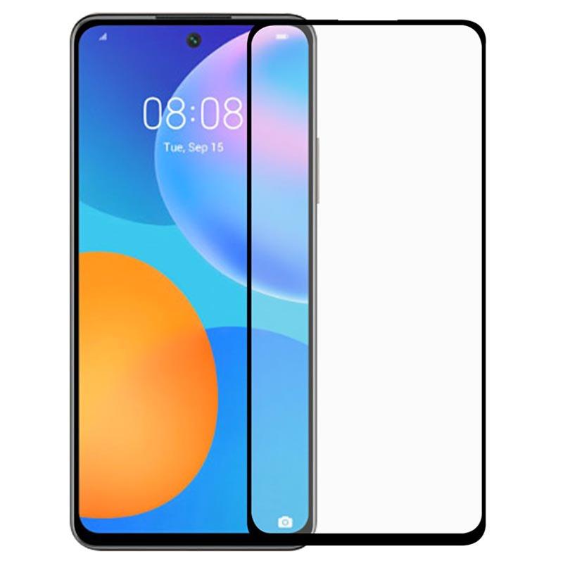 Купить Захисне скло Full screen PowerPlant для Huawei P Smart (2021), Black