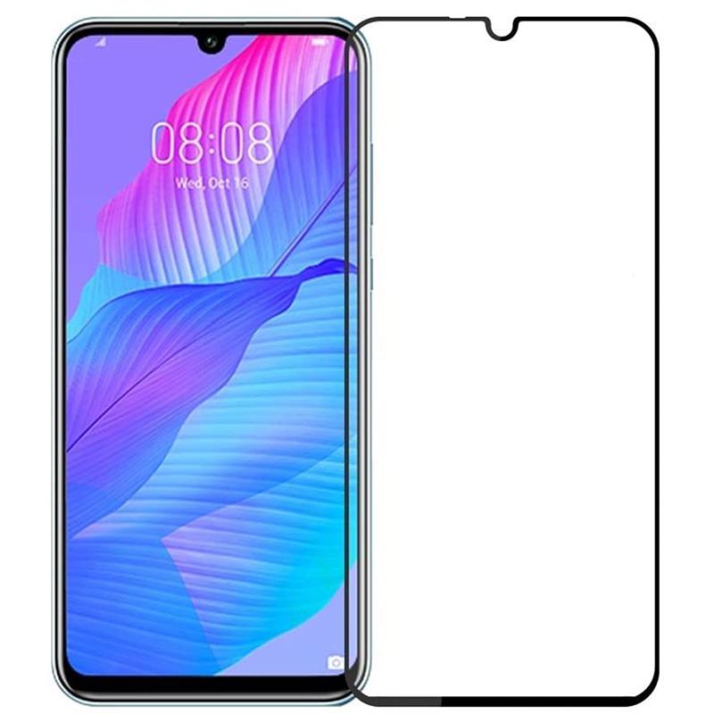 Купить Захисне скло Full screen PowerPlant для Huawei P Smart S, Black