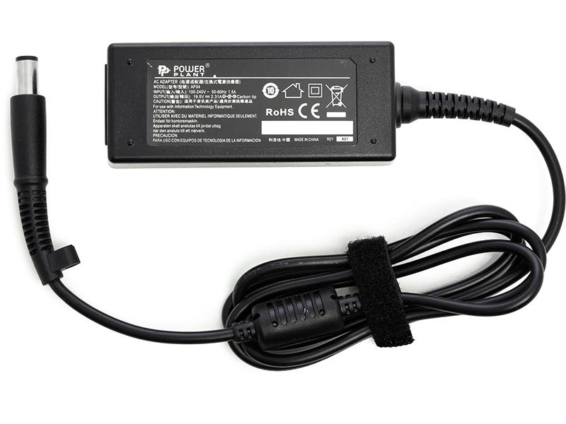 Купить Блок питания для ноутбуков PowerPlant HP 220V, 19.5V 45W 2.31A (7.4*5.0)
