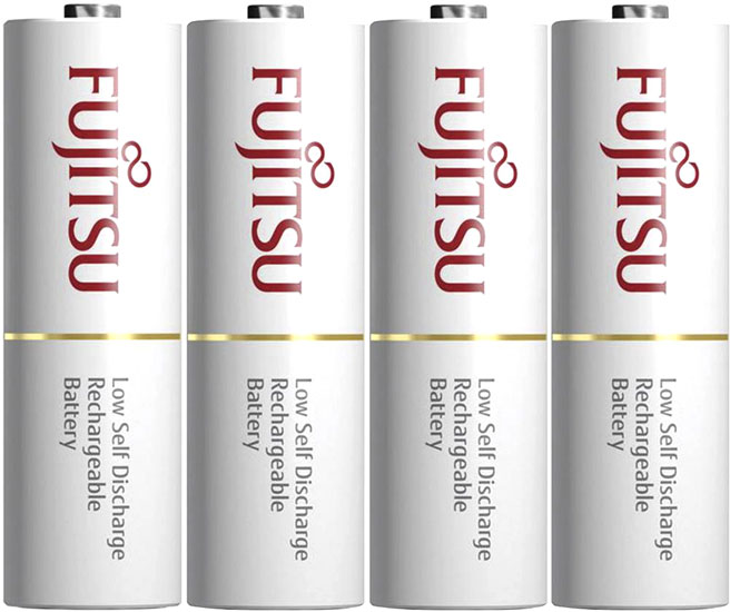 В наличии - Аккумуляторы FUJITSU AA 1900mAh Ni-MH (HR-3UTCEX) 1шт цена, характеристики