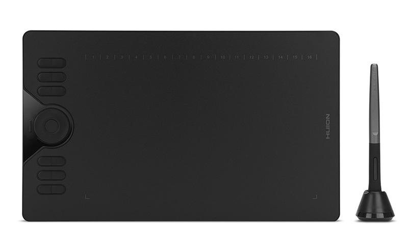 Купить Графический планшет Huion HS610 + перчатка