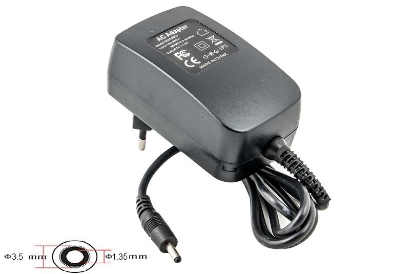 Купить Блок питания для планшетов (зарядное устройство) PowerPlant HUAWEI 220V, 5V 10W 2A (3.5*1.35)
