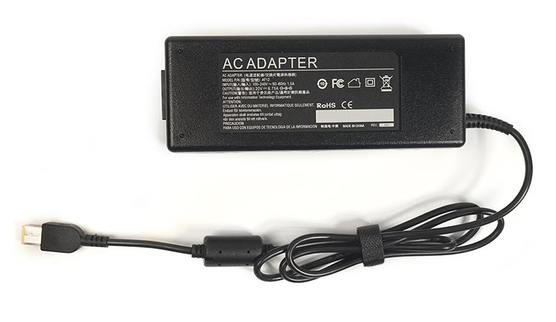 Купить Блок питания для ноутбуков PowerPlant IBM/LENOVO 220V, 20V 135W 6.75A (USB)
