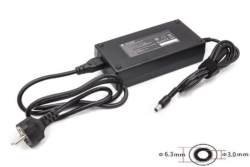 Купить Блок питания для ноутбуков PowerPlant IBM/LENOVO 220V, 150W 19.5V 7.7A (6.3*3.0)