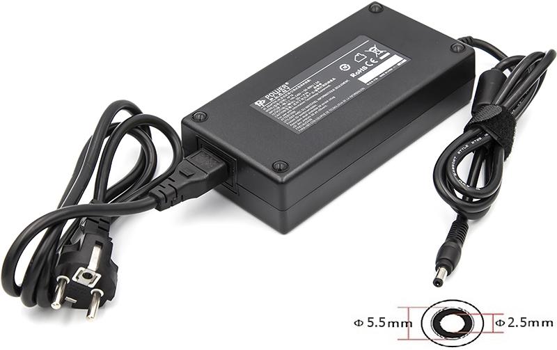 Купить Блок питания для ноутбуков PowerPlant IBM/LENOVO 220V, 20V 170W 8.5A (5.5*2.5)