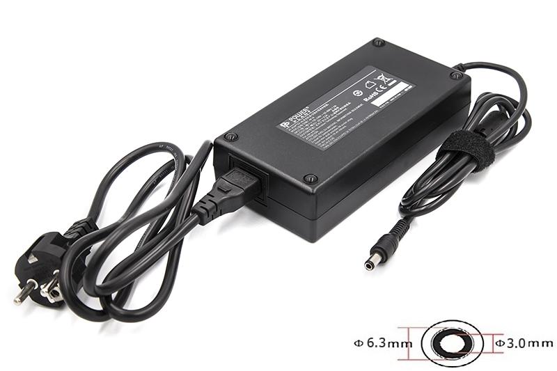 Купить Блок питания для ноутбуков PowerPlant IBM/LENOVO 220V, 20V 170W 8.5A (6.3*3.0)
