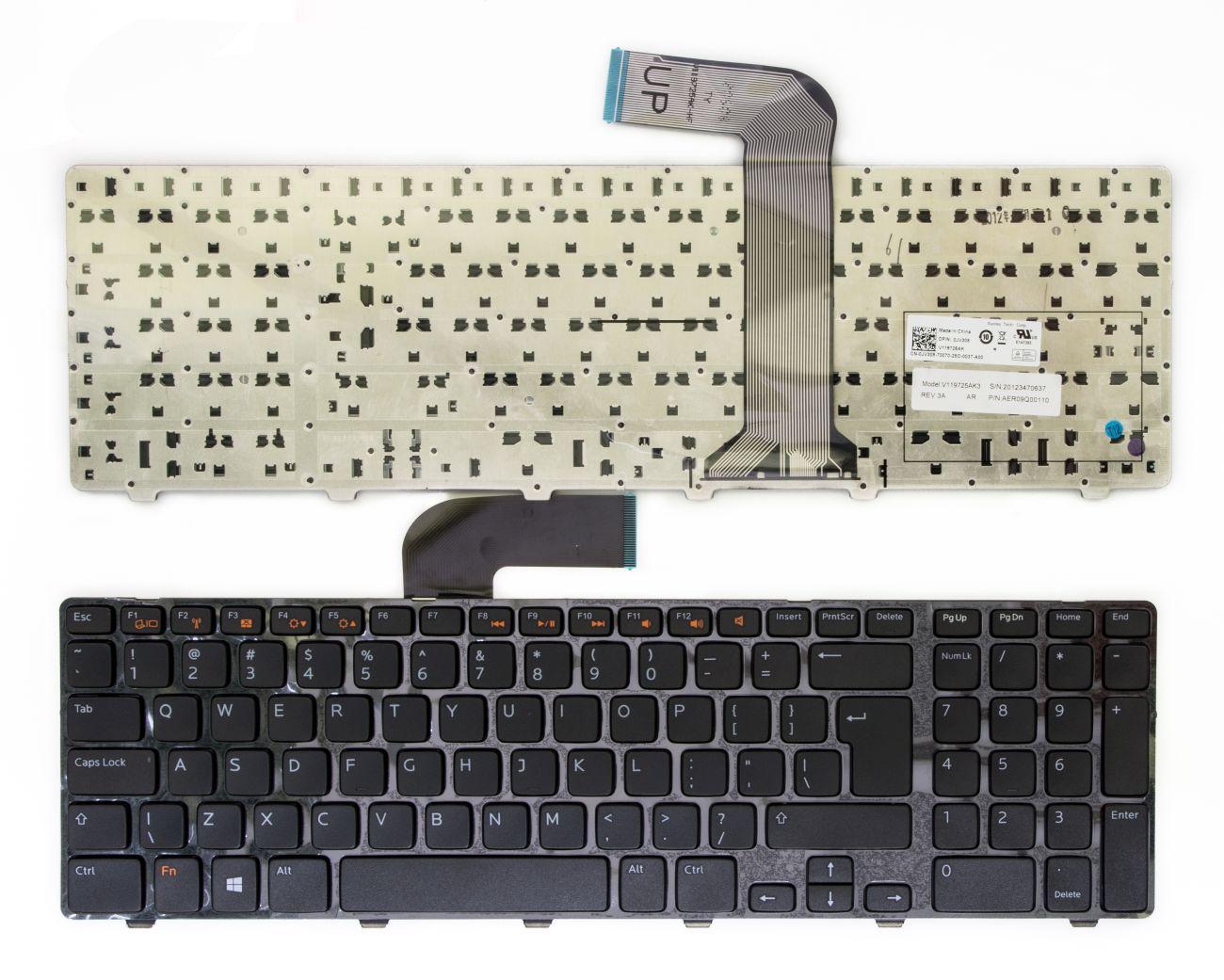 Купить Клавиатура для ноутбука DELL Inspiron 17R, Vostro 3750, XPS 17
