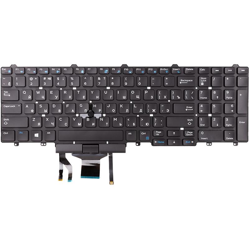 Купить Клавиатура для ноутбука DELL Latitude E5550, E5570