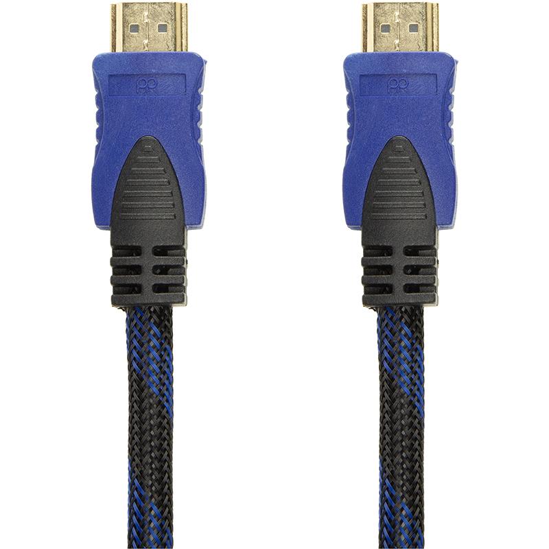 В наличии - Видео кабель PowerPlant HDMI - HDMI, 0.75м, позолоченные коннекторы, 1.4V цена, характеристики