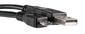 Купить Кабель PowerPlant USB 2.0 AM - Micro, 0.1м