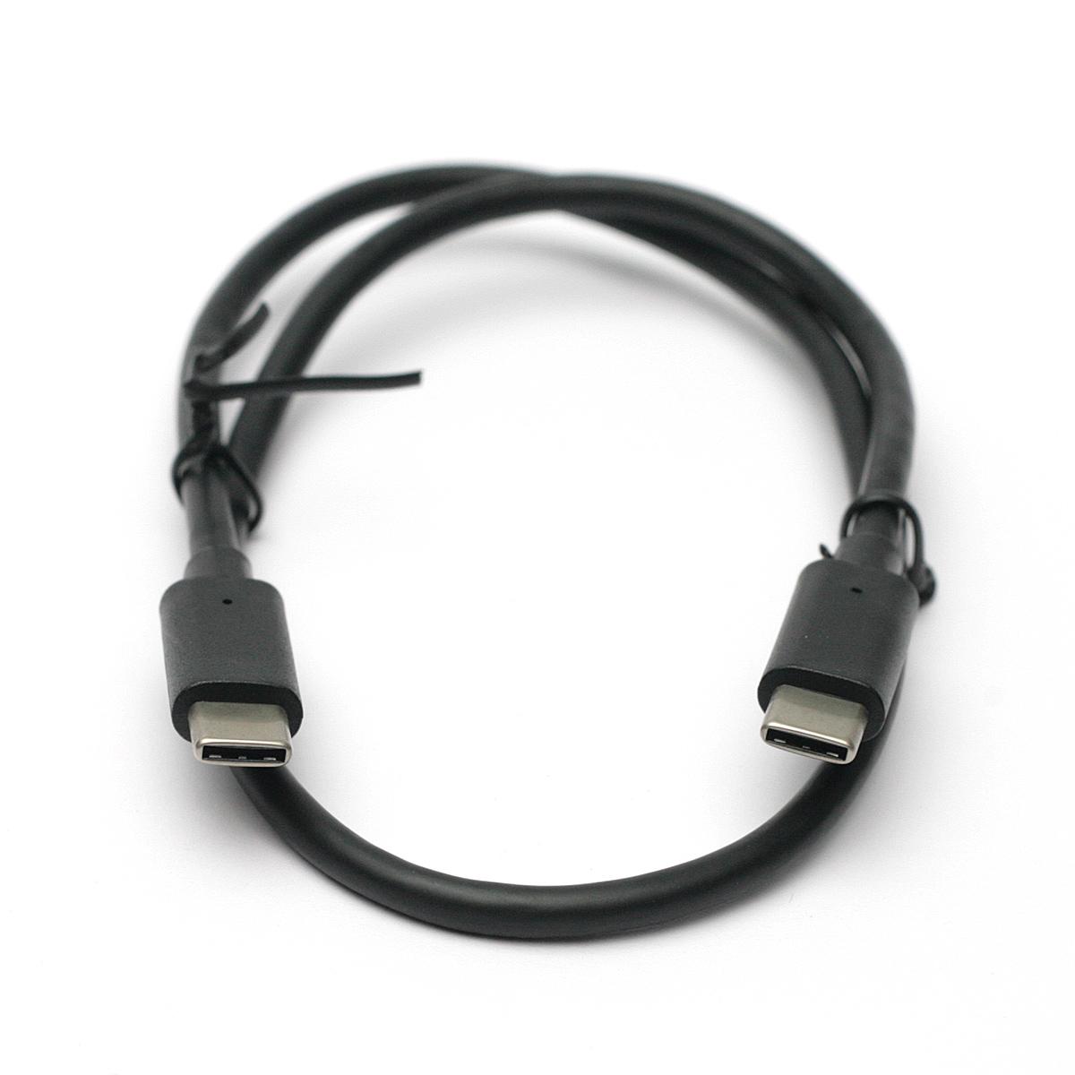 Купить Кабель PowerPlant USB 3.1 Type-C – Type-C 0.5м