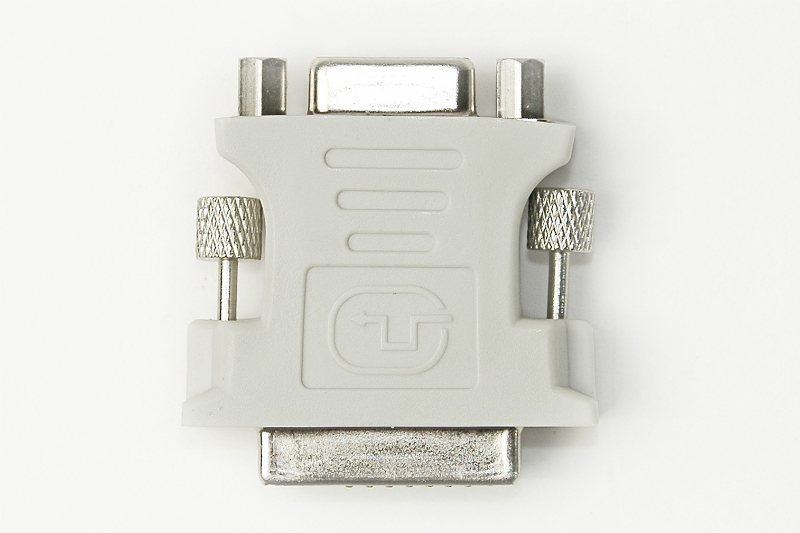 Купить Переходник PowerPlant VGA (F) - DVI (M)