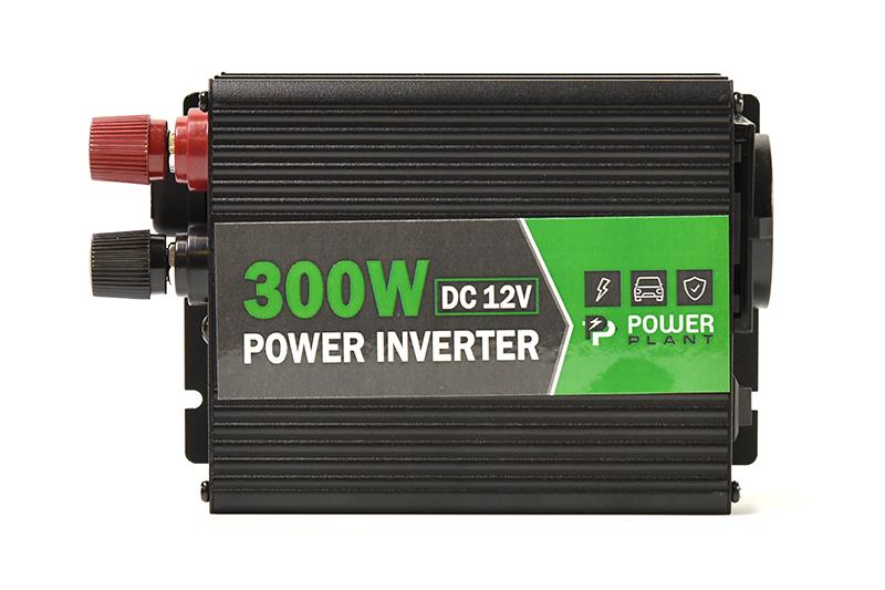 Купить Автомобильный инвертор PowerPlant HYM300-122, 12V