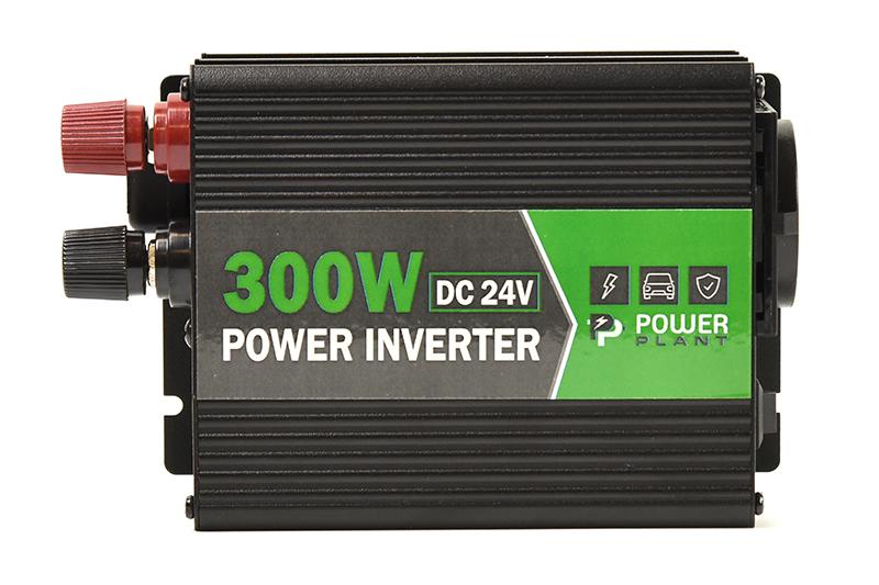 Купить Автомобильный инвертор PowerPlant HYM300-242, 24V