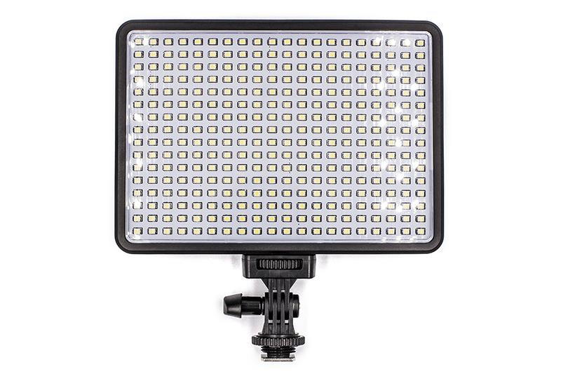 Купить Накамерный свет PowerPlant LED 320l