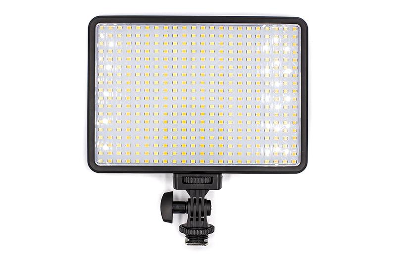 Купить Накамерный свет PowerPlant LED 396A