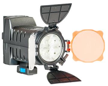 Купить Накамерный свет PowerPlant LED 5005