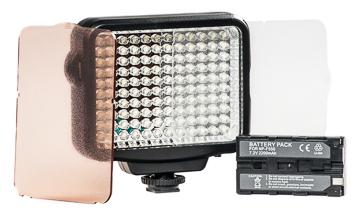 Купить Накамерный свет PowerPlant LED 5009 (LED-VL008)