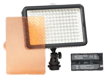 Купить Накамерный свет PowerPlant LED 5020