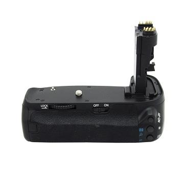Купить Батарейный блок Meike Canon EOS 70D, 80D (Canon BG-E14)