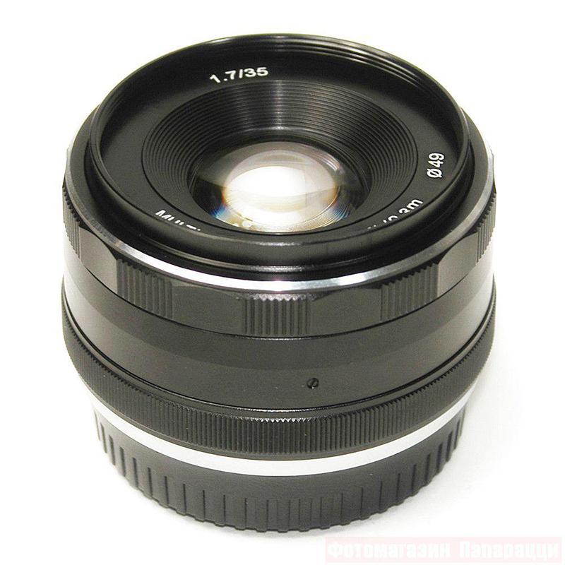 Купить Объектив Meike 35mm f/1.7 MC X-mount для Fujifilm