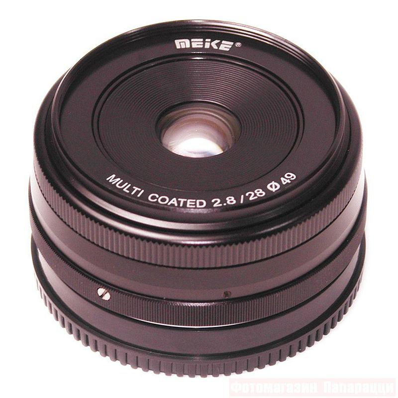 Купить Объектив Meike 28mm f/2.8 MC E-mount для Sony