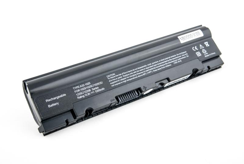 Купить Аккумулятор PowerPlant для ноутбуков ASUS Eee PC A32-1025 (A32-1025) 10.8V 5200mAh