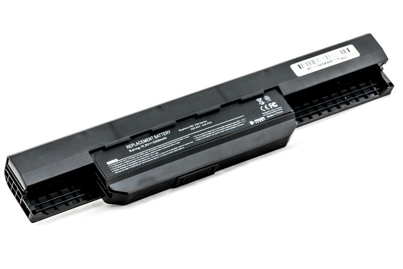 Купить Аккумулятор PowerPlant для ноутбуков ASUS A43, A53 (A32-K53) 10.8V 5200mAh