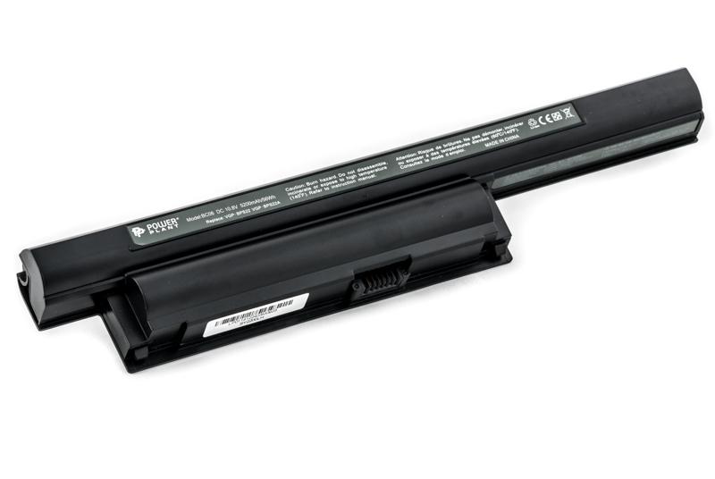 Купить Аккумулятор PowerPlant для ноутбуков SONY VAIO VPC-EA1 (VGP-BPS22) 10.8V 5200mAh