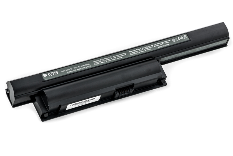 В наличии - Аккумулятор PowerPlant для ноутбуков SONY VAIO VPC-EA1 (VGP-BPS22) 10.8V 5200mAh цена, характеристики