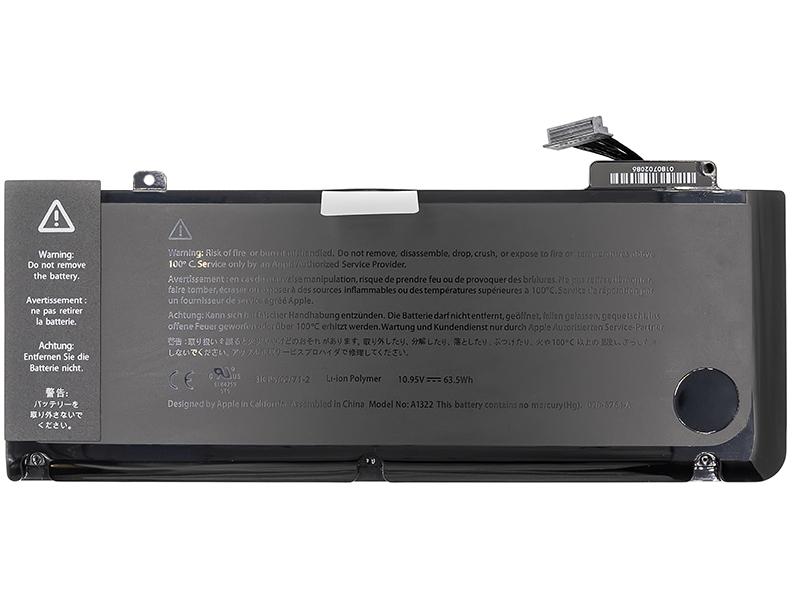 Купить Аккумулятор PowerPlant для ноутбуков APPLE MacBook Pro 13