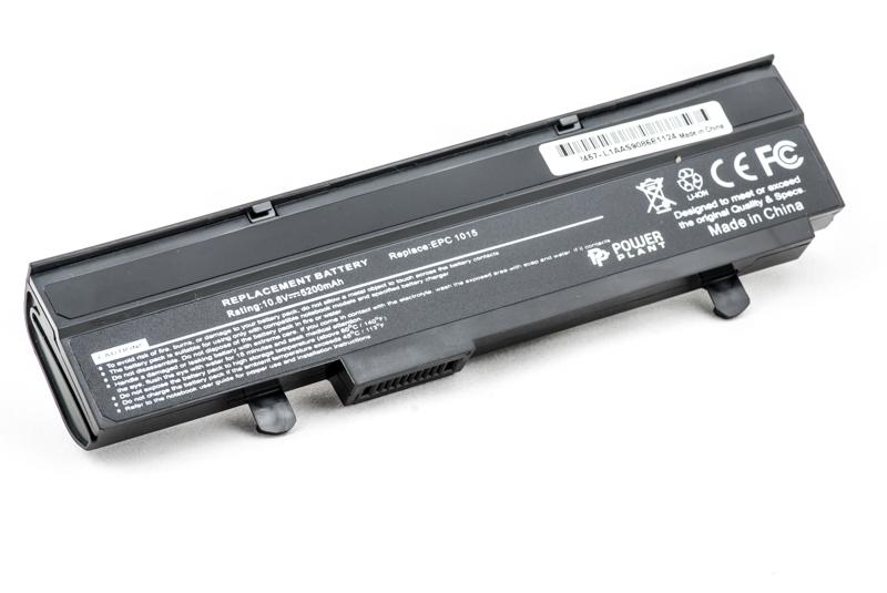 Купить Аккумулятор PowerPlant для ноутбуков ASUS Eee PC105 (A32-1015, AS1015LH) 10.8V 5200mAh