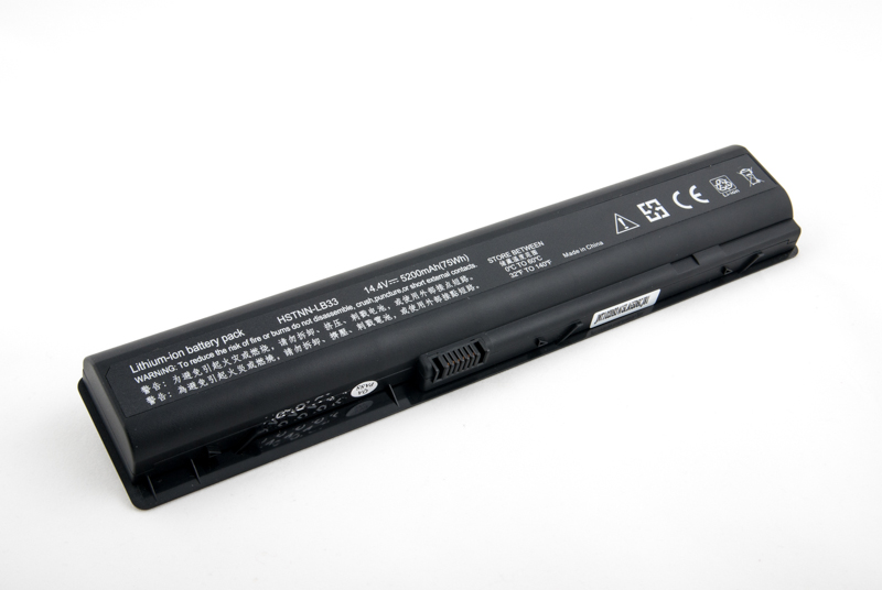 Купить Аккумулятор PowerPlant для ноутбуков HP Pavilion DV9000 (HSTNN-LB33, H90001LH) 14.4V 4800mAh