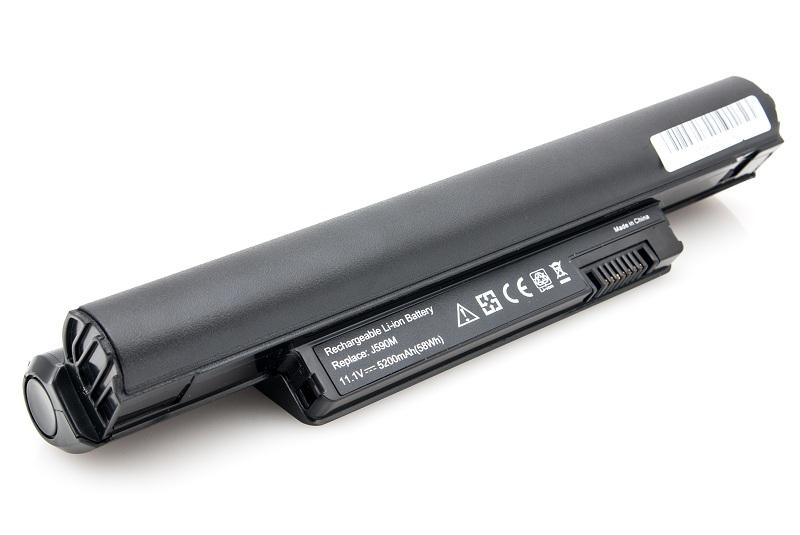 Купить Аккумулятор PowerPlant для ноутбуков DELL Inspiron Mini 10 (J590M, DL1011LH) 11.1V 5200mAh