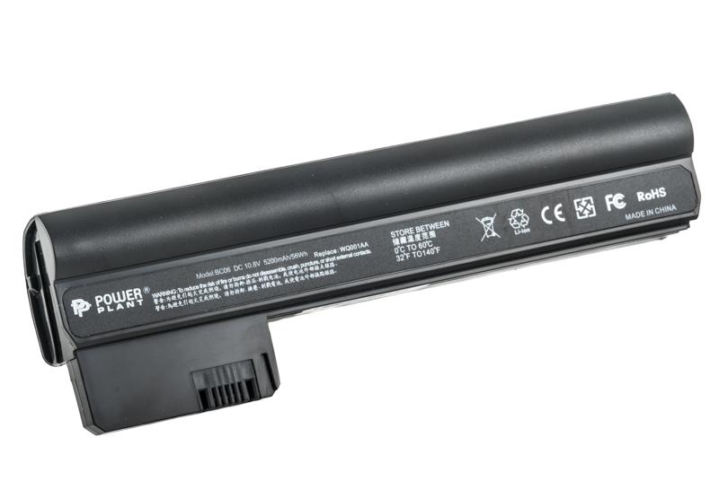 Купить Аккумулятор PowerPlant для ноутбуков HP Mini 110-3000 (HSTNN-DB1U) 10.8V 5200mAh