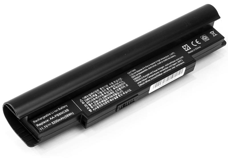 Купить Аккумулятор PowerPlant для ноутбуков SAMSUNG NC10 (AA-PB6NC6W, SG1020LH) 11.1V 5200mAh