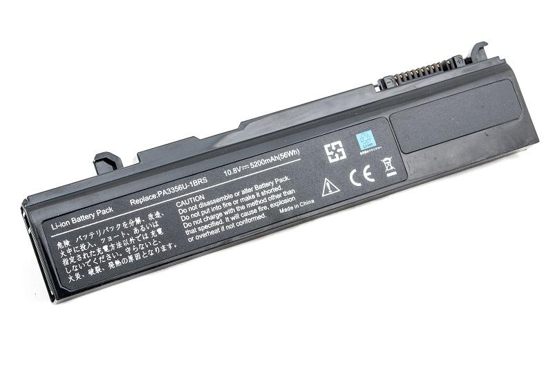 Купить Аккумулятор PowerPlant для ноутбуков TOSHIBA Satellite A50 (PA3356U, TA4356LH) 10.8V 5200mAh
