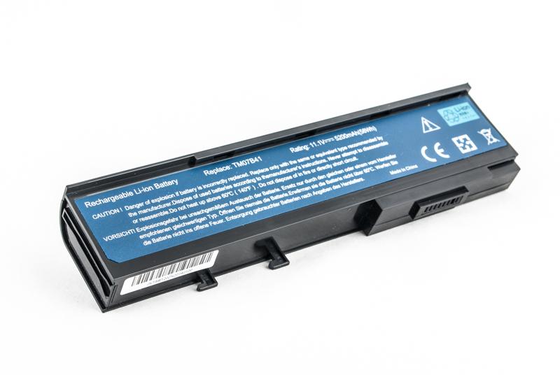 Купить Аккумулятор PowerPlant для ноутбуков ACER Aspire 5550 (BTP-ANJ1, AC 5560, 3S2P) 11.1V 5200mAh