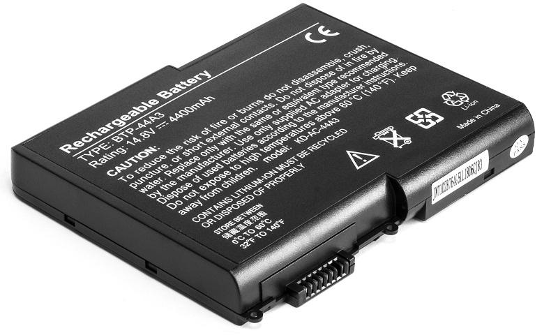 Купить Аккумулятор PowerPlant для ноутбуков ACER Smartstep 200n (BTP-44A3, AC-44A3-8) 14.8V 4400mAh
