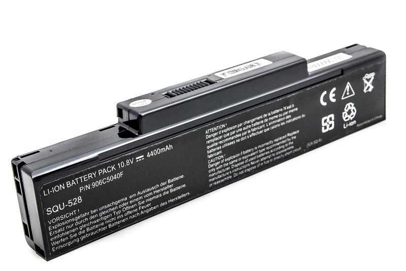 Купить Аккумулятор PowerPlant для ноутбуков ASUS A9T (SQU-528, BQU528LH) 10.8V 4400mAh