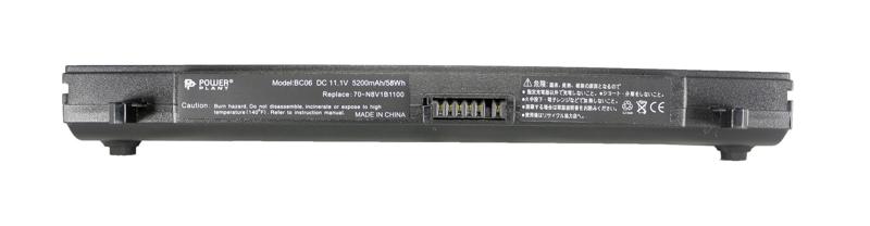 Купить Аккумулятор PowerPlant для ноутбуков ASUS S5000 (A32-S5) 11.1V 5200mAh