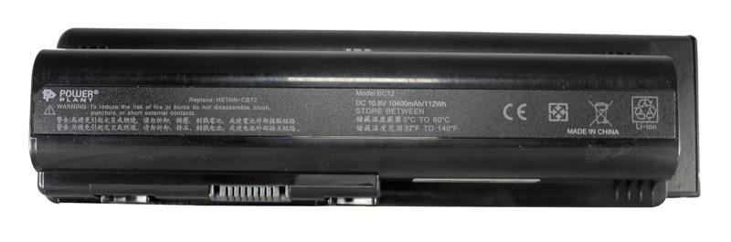 Купить Аккумулятор PowerPlant для ноутбуков HP Pavilion DV4 (HSTNN-CB72) 10.8V 10400mAh